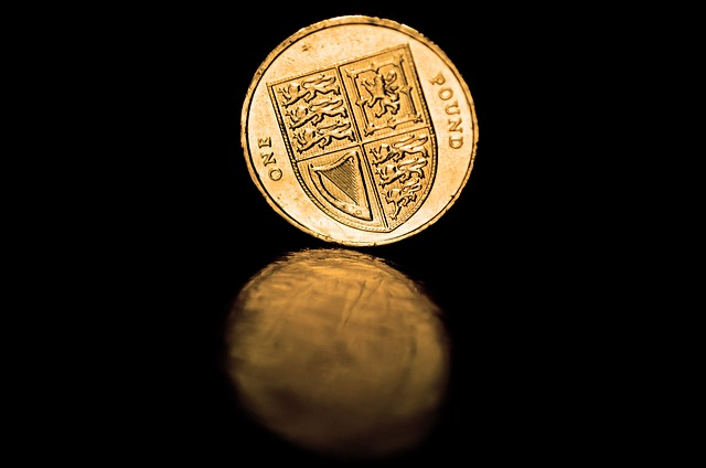 Sterlina d'oro